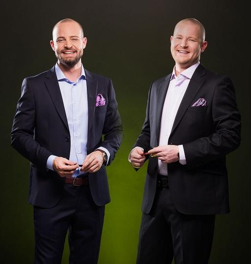 Les frères Thévenaz, investisseurs immobiliers suisse